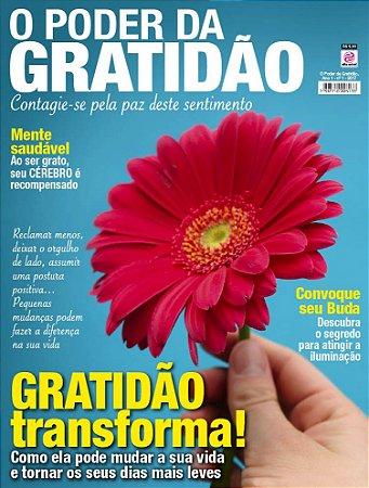 O PODER DA GRATIDÃO - EDIÇÃO 1 (2017)