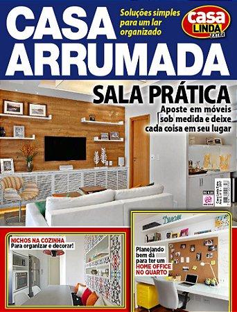 CASA LINDA EXTRA - EDIÇÃO 5 - CASA ARRUMADA (2017)