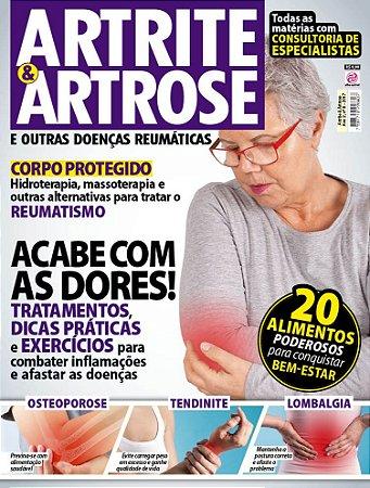 ARTRITE & ARTROSE - EDIÇÃO 6 (2017)