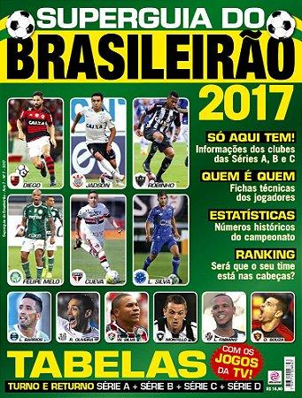 SUPERGUIA DO BRASILEIRÃO - EDIÇÃO 7 - BRASILEIRÃO 2017