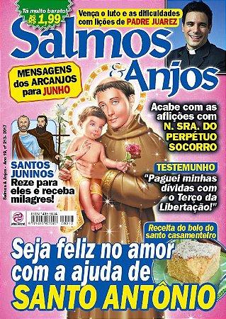 SALMOS & ANJOS - EDIÇÃO 213 - JUNHO 2017