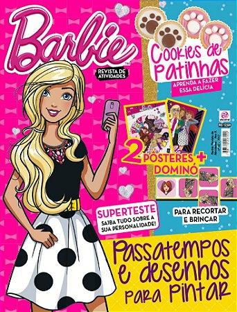 BARBIE REVISTA DE ATIVIDADES - EDIÇÃO 42 (2017)