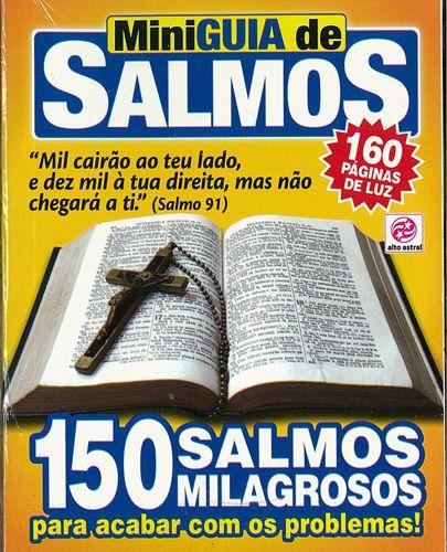 MINIGUIA DE SALMOS - EDIÇÃO 4 (2017)