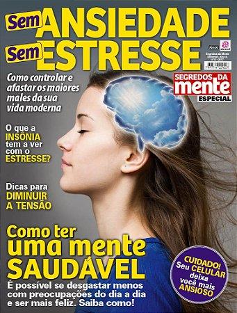 SEGREDOS DA MENTE ESPECIAL - EDIÇÃO 8 (2017)