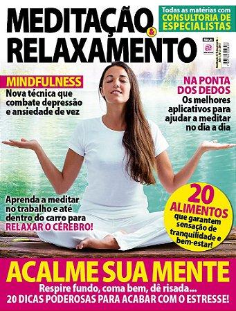MEDITAÇÃO & RELAXAMENTO - EDIÇÃO 2 (2017)