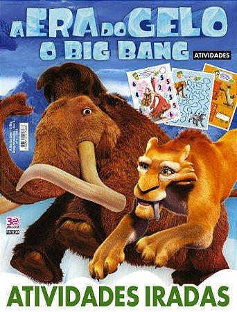 KIT 2 - O BIG BANG (3 REVISTAS)