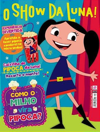 KIT 2 - O SHOW DA LUNA! (3 REVISTAS)