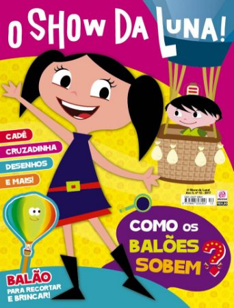 O SHOW DA LUNA! - EDIÇÃO 12 (2017)