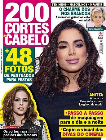 200 CORTES DE CABELO - EDIÇÃO 40 (2017)