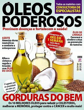 ÓLEOS PODEROSOS - EDIÇÃO 1 (2017)