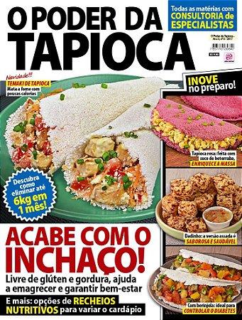 O PODER DA TAPIOCA - EDIÇÃO 8 (2017)