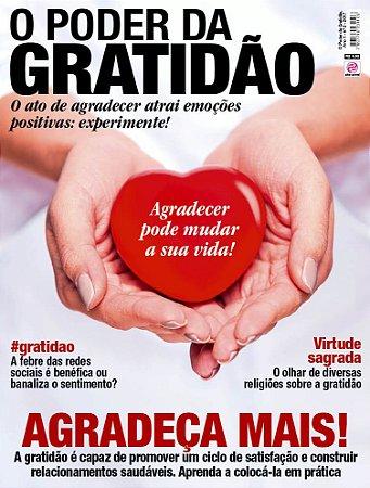 O PODER DA GRATIDÃO - EDIÇÃO 2 (2017)