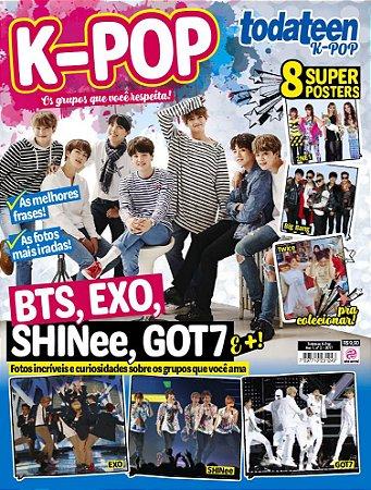 TODATEEN K-POP - EDIÇÃO 2 (2017)