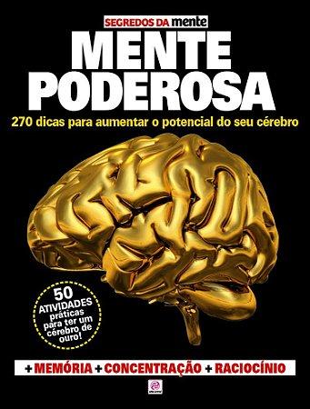 SEGREDOS DA MENTE - MENTE PODEROSA - EDIÇÃO 1 - RELEITURA (2017)