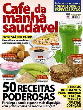 CAFÉ DA MANHÃ SAUDÁVEL - EDIÇÃO 2 (2017)