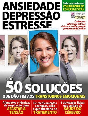 ANSIEDADE, DEPRESSÃO E ESTRESSE - EDIÇÃO 1 (2017)