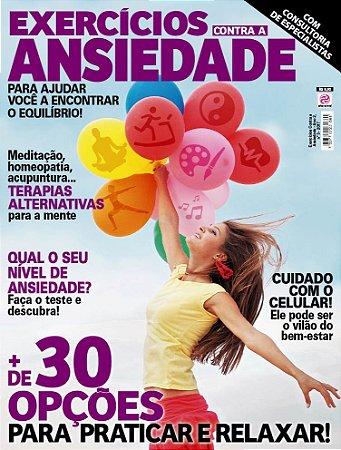 EXERCÍCIOS CONTRA A ANSIEDADE - EDIÇÃO 3 (2017)