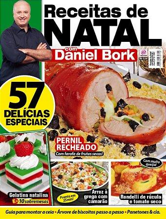 RECEITAS DE NATAL COM DANIEL BORK - EDIÇÃO 3 (2017)