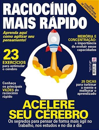 RACIOCÍNIO MAIS RÁPIDO - EDIÇÃO 1 (2017)