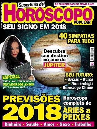 SUPERGUIA DE HORÓSCOPO POPULAR - 2018