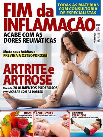 FIM DA INFLAMAÇÃO - EDIÇÃO 1 (2017)