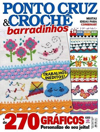 PONTO CRUZ & CROCHÊ - EDIÇÃO 4 - BARRADINHOS (2017)