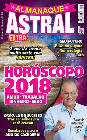 ALMANAQUE ASTRAL EXTRA - EDIÇÃO 2018