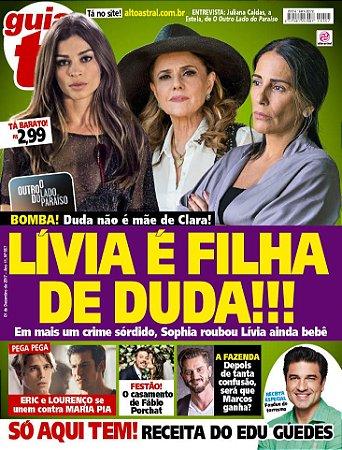 GUIA DA TV - EDIÇÃO 557 - DEZEMBRO 2017