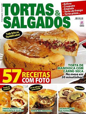 TORTAS & SALGADOS - EDIÇÃO 2 (2017)