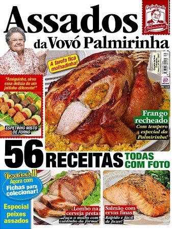 COZINHA DA VOVÓ PALMIRINHA - EDIÇÃO 35 - ASSADOS (2017)