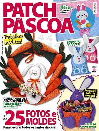 PATCH PÁSCOA - EDIÇÃO 6 (2018)