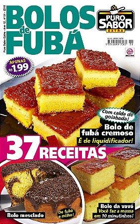 PURO SABOR EXTRA - EDIÇÃO 51 - BOLOS DE FUBÁ (2018)
