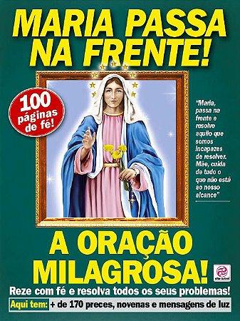 MARIA PASSA NA FRENTE! - EDIÇÃO 4 (2018)