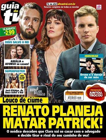 GUIA DA TV - EDIÇÃO 563 - JANEIRO 2018