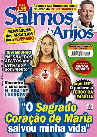 SALMOS & ANJOS - EDIÇÃO 221 - FEVEREIRO 2018