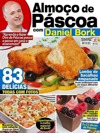 ALMOÇO DE PÁSCOA COM DANIEL BORK - EDIÇÃO 3 (2018)