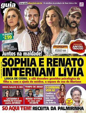 GUIA DA TV - EDIÇÃO 564 - JANEIRO 2018