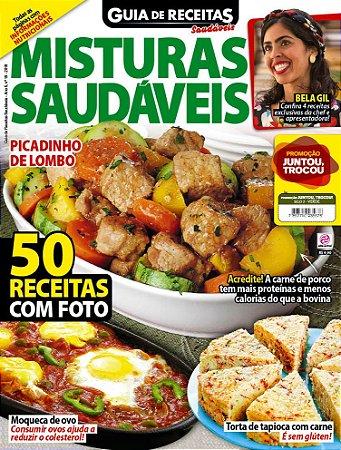 GUIA DE RECEITAS SAUDÁVEIS - EDIÇÃO 19 - MISTURAS (JAN-18)