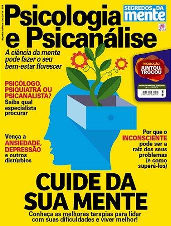 SEGREDOS DA MENTE - EDIÇÃO 16 - PSICOLOGIA E PSICANÁLISE (2018)