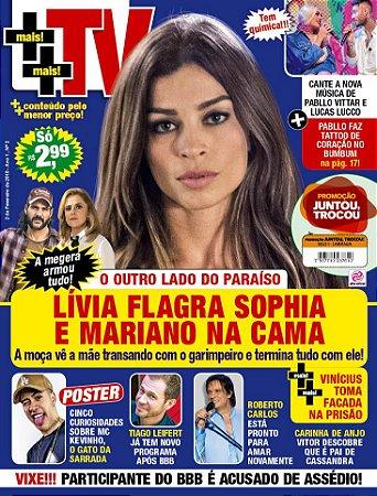 MAIS MAIS TV - EDIÇÃO 2 - FEVEREIRO 2018