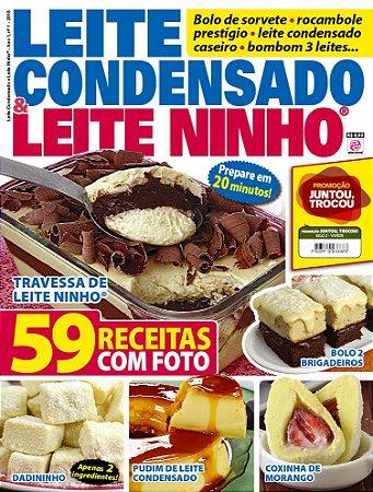 LEITE CONDENSADO E LEITE NINHO(R) - EDIÇÃO 1 (2018)