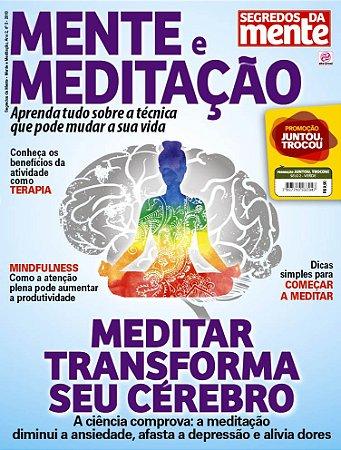 SEGREDOS DA MENTE - MENTE E MEDITAÇÃO - EDIÇÃO 3 (2018)