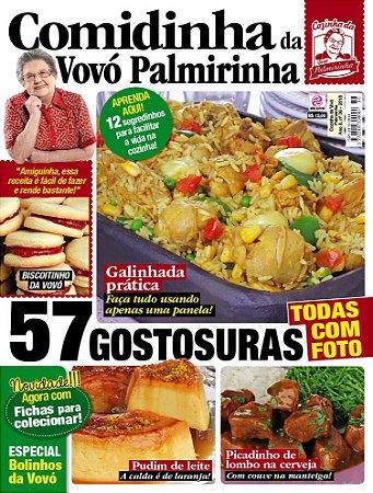 COZINHA DA VOVÓ PALMIRINHA - EDIÇÃO 36 - COMIDINHA (2018)
