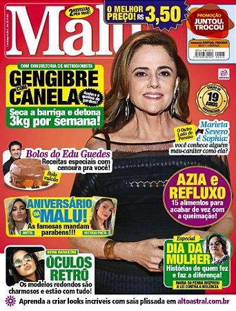 MALU SEMANAL - EDIÇÃO 818 - MARÇO 2018
