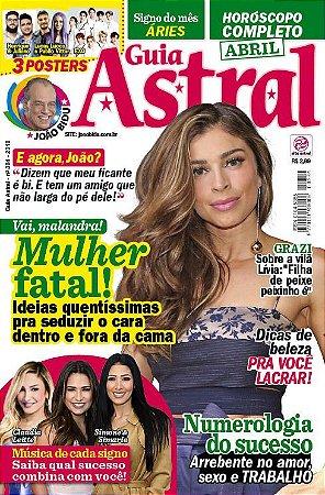 GUIA ASTRAL - EDIÇÃO 384 (2018)