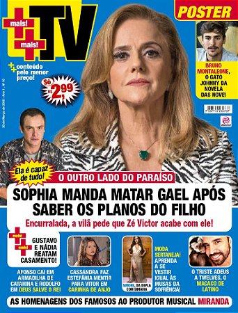MAIS MAIS TV - EDIÇÃO 10 - MARÇO 2018
