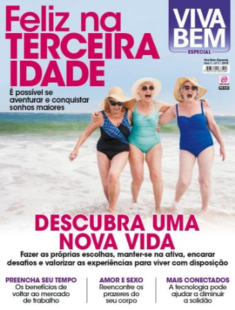 VIVA BEM ESPECIAL - EDIÇÃO 1 (2018)