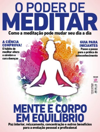 O PODER DE MEDITAR - EDIÇÃO 2 (2018)