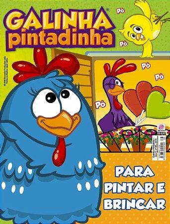 GALINHA PINTADINHA - EDIÇÃO 38 (2018)