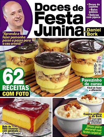 DOCES DE FESTA JUNINA DO DANIEL BORK - EDIÇÃO 1 (2018)